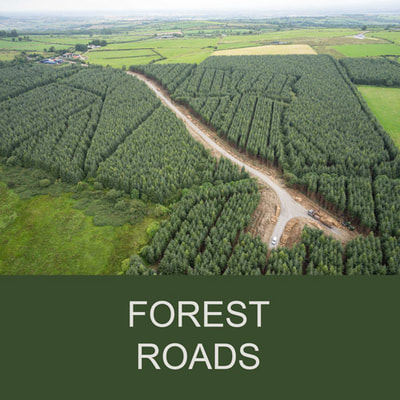 Forest Roads - Euroforest Ireland